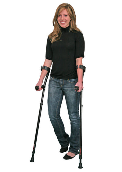 Millennial In-Motion Forearm Crutches, 1 Pair