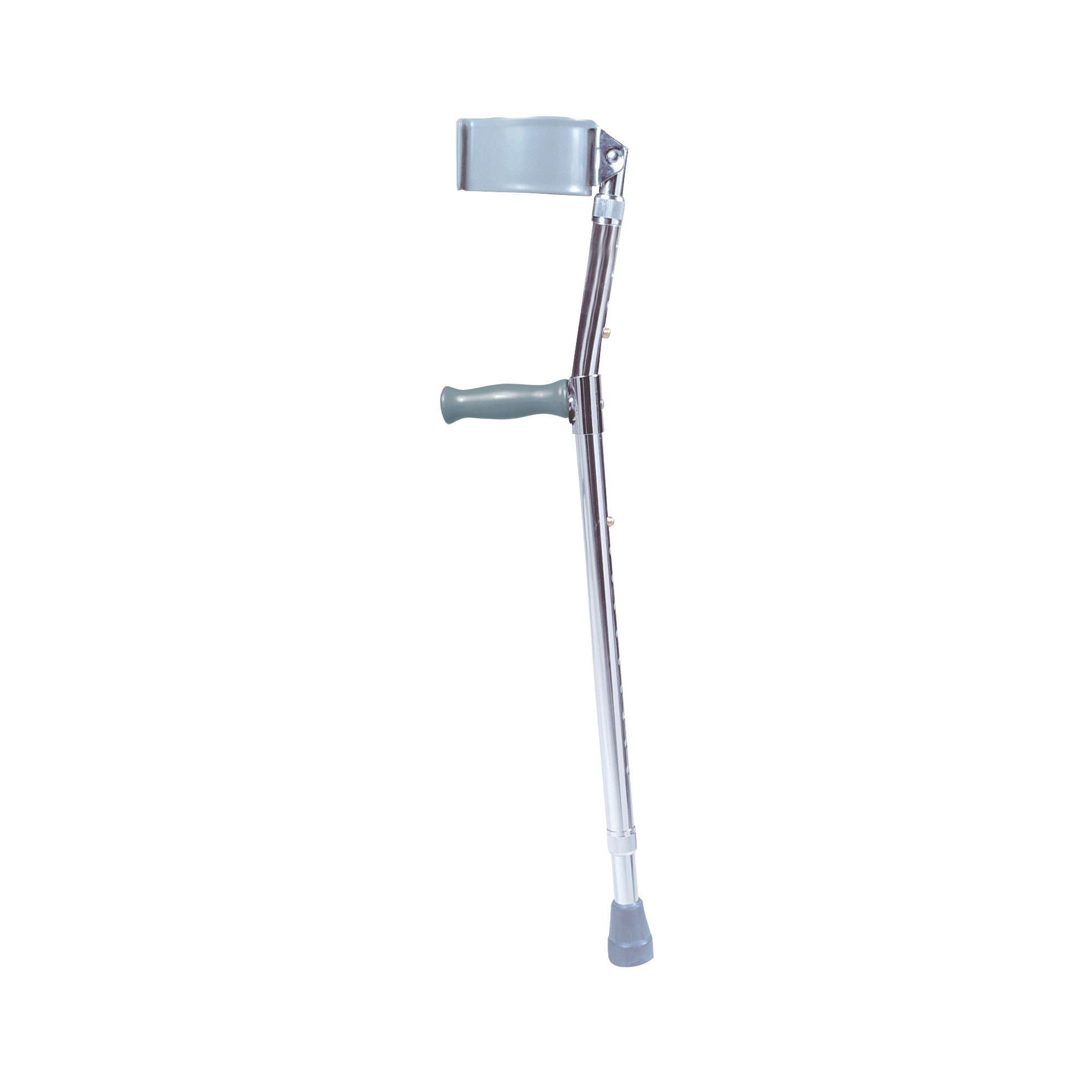 Drive Lightweight Steel Forearm Crutches-Adult