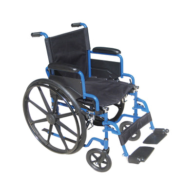 Drive Blue Streak Wheelchair