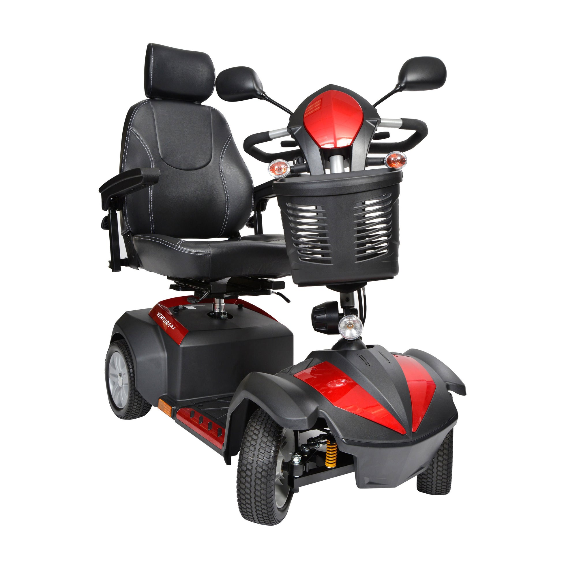 Ventura 4 Wheel Deluxe Midsize Scooter