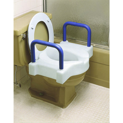 Extra Wide Tall-Ette Elevated Toilet Seat (with or without Legs)-Without Legs