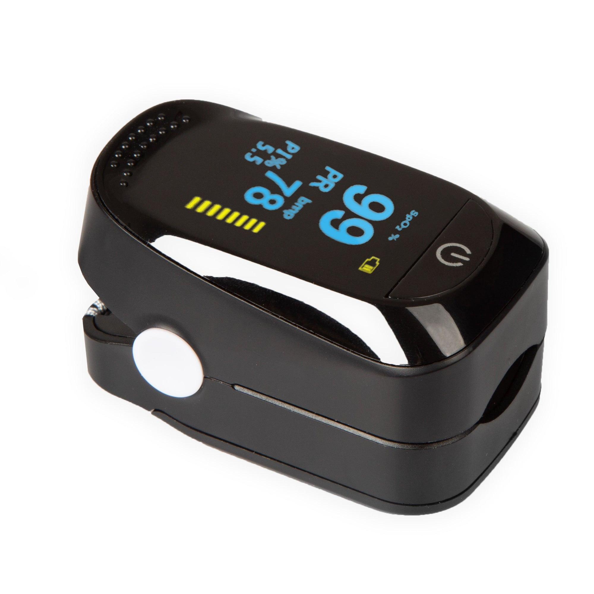 Finger Pulse Oximeter-Batteries not included