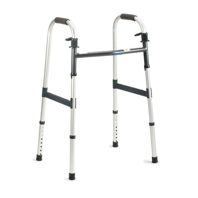 Invacare Dual Paddle Release Adult Walker