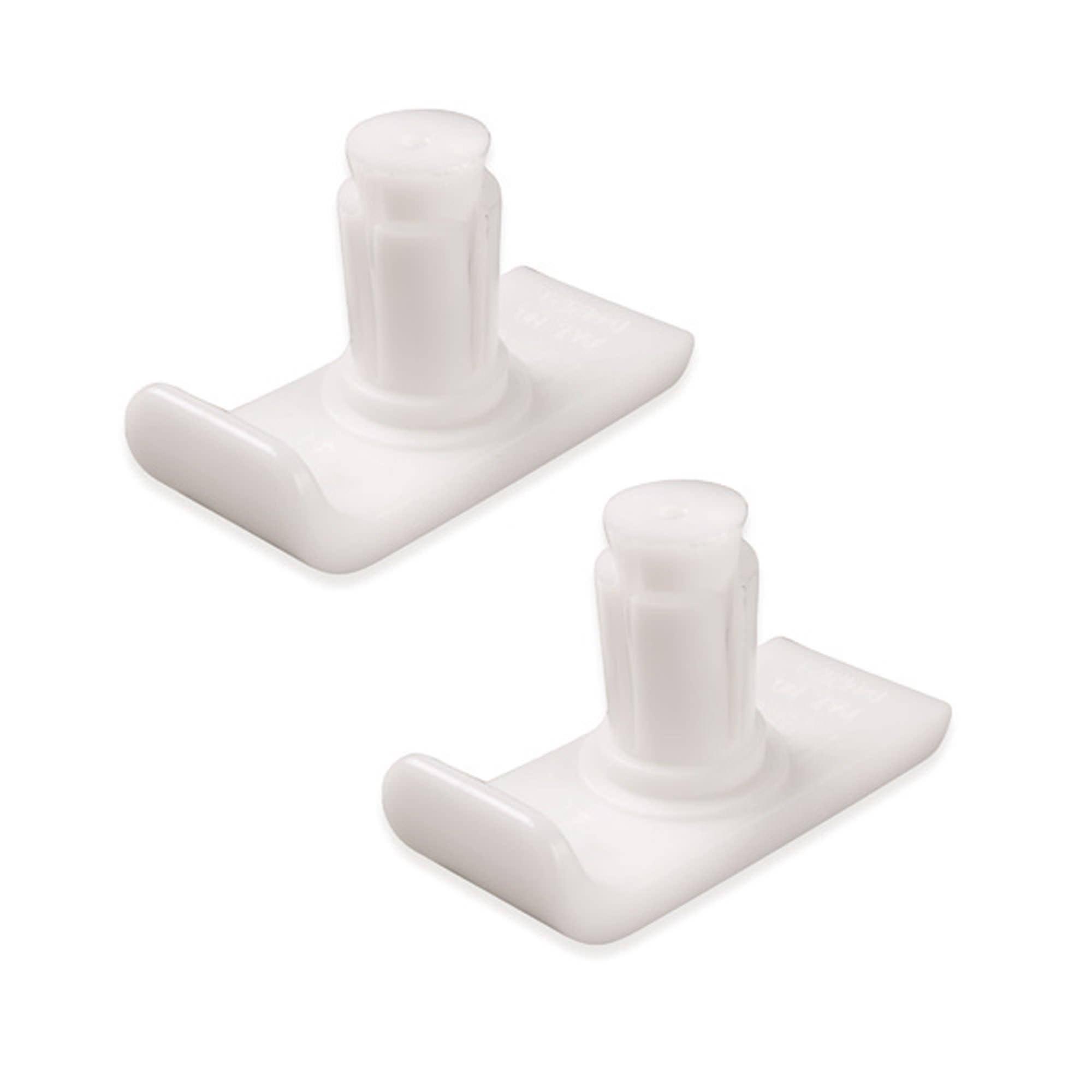 Penco Universal Walker Glides, 1 Pair-White