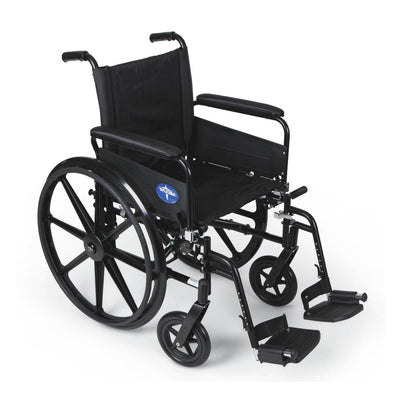 "Medline 18"" K-4 Wheelchair"