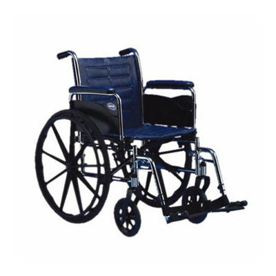 Invacare Tracer EX2 Wheelchair-Removable Desk Arms