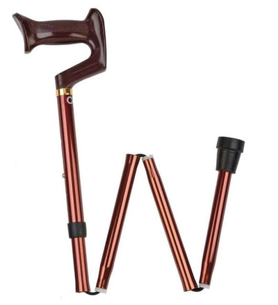 Carex Adjustable Folding Cane