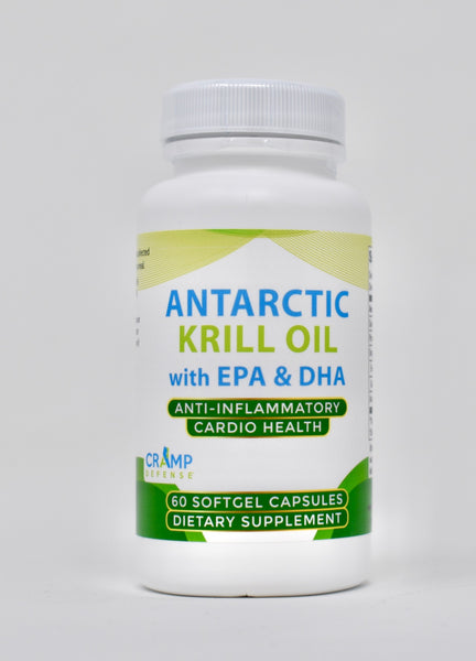 Omega 3 Rich Antarctic Krill Oil