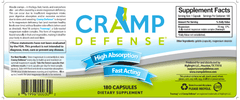 Cramp Defense® Bottle - Crampdefense.com