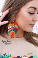 Bright Boho Earrings