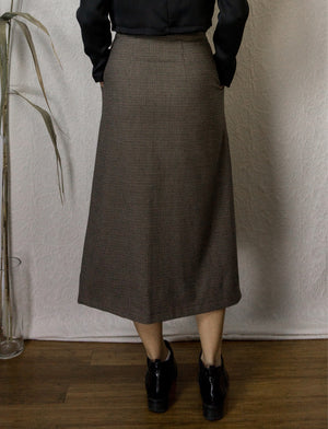 Jupe Luna ~ Skirt ⌇ Carreaux ~ Plaid - auslästudio