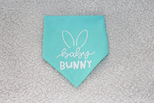 Load image into Gallery viewer, Baby Bunny Bandana