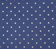 Load image into Gallery viewer, Denim Star Bandana - stellas-styles-studio