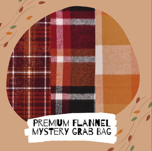 Flannel Mystery Grab Bag - stellas-styles-studio