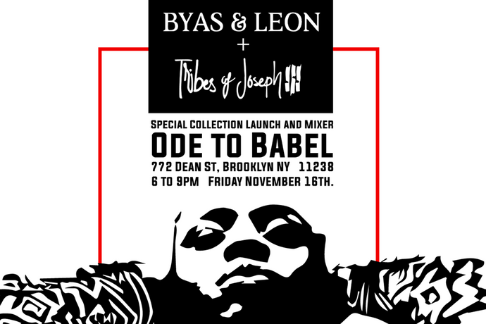 Byas & Leon X Tribes of Joseph Mixer