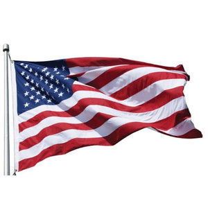 American Flags 15' x 25' American Flag  Made in the USA Pro Property Supply