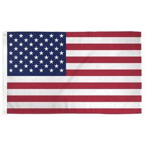 American Flags 3' x 5' Economy US American Flag Pro Property Supply