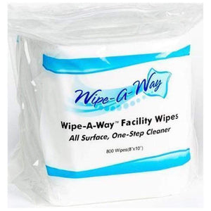 Maintenance All Surface Facility Cleaning Wipes Pro Property Supply