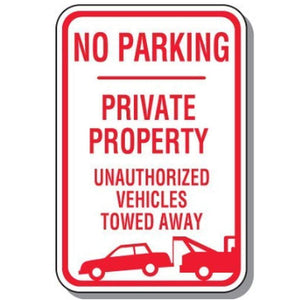 Parking Signs 12