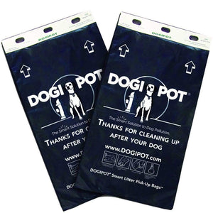 Pet Waste Solutions Dogipot Smart Litter Pick Up  Bags - Hanging Bags Pro Property Supply