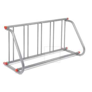 playground Single-sided grid bike rack - 5 Bikes Pro Property Supply