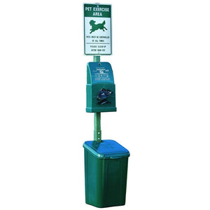 POLY DOGIPOT® PET STATION-Pro Property Supply