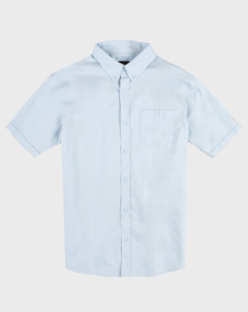 Sky Blue Short Sleeve Shirt - Life in Paradigm
