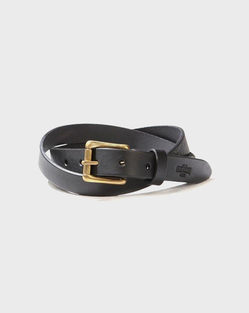 Church Street Black Leather Belt - Life in Paradigm