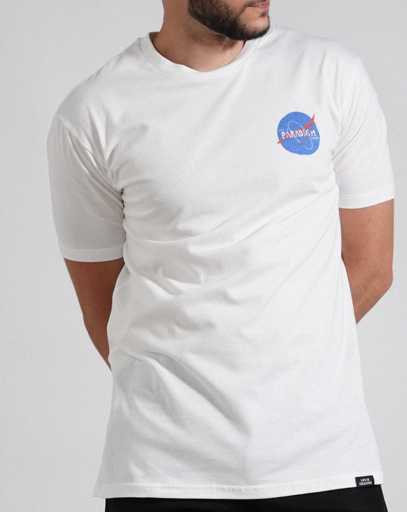 Space Travel T-Shirt - Life in Paradigm Menswear London