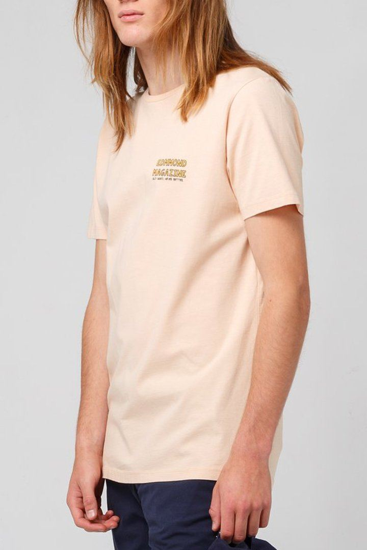 Salmon Cycling T-shirt - Life in Paradigm Menswear London