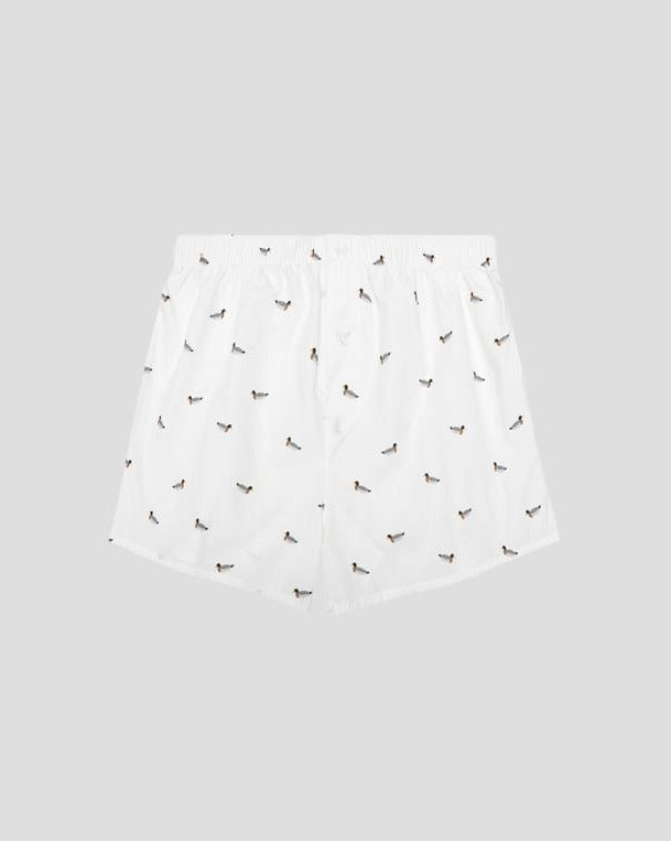 White Duck Boxers - Life in Paradigm