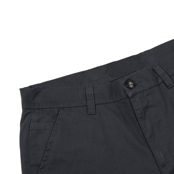 Black Chino Shorts - Life in Paradigm Menswear London
