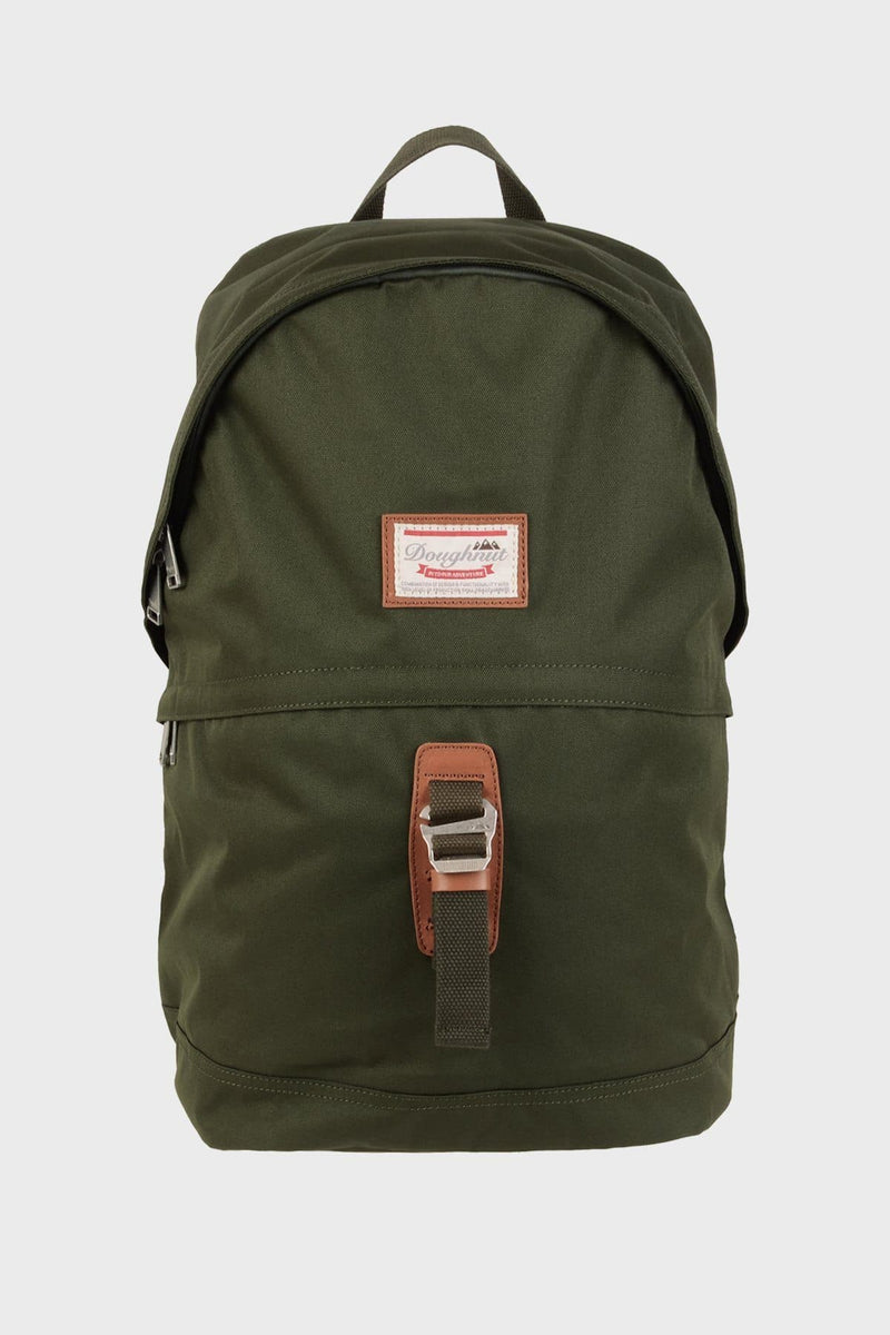 Army Green Hugo Backpack - Doughnut Backpack