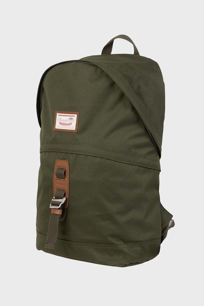 Army Green Hugo Backpack - Life in Paradigm