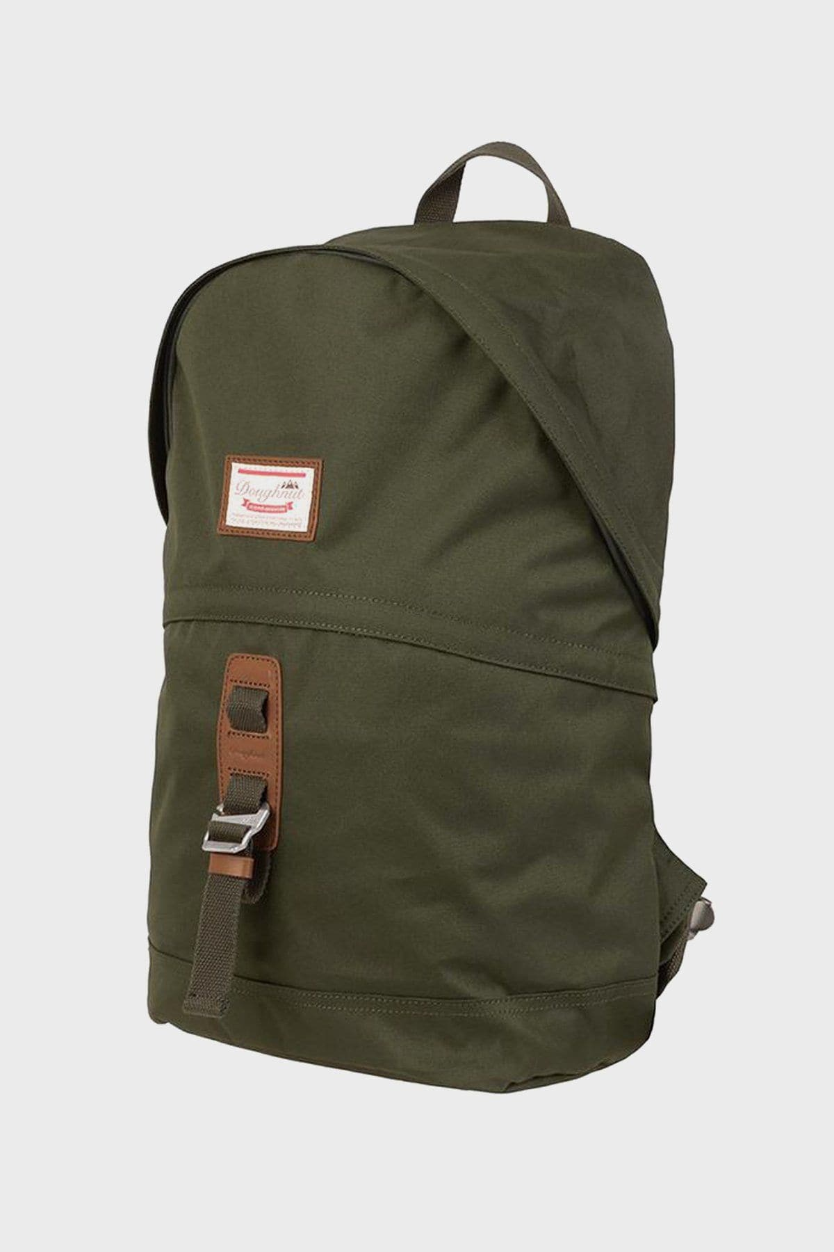 Army Green Hugo Backpack - Life in Paradigm Menswear London