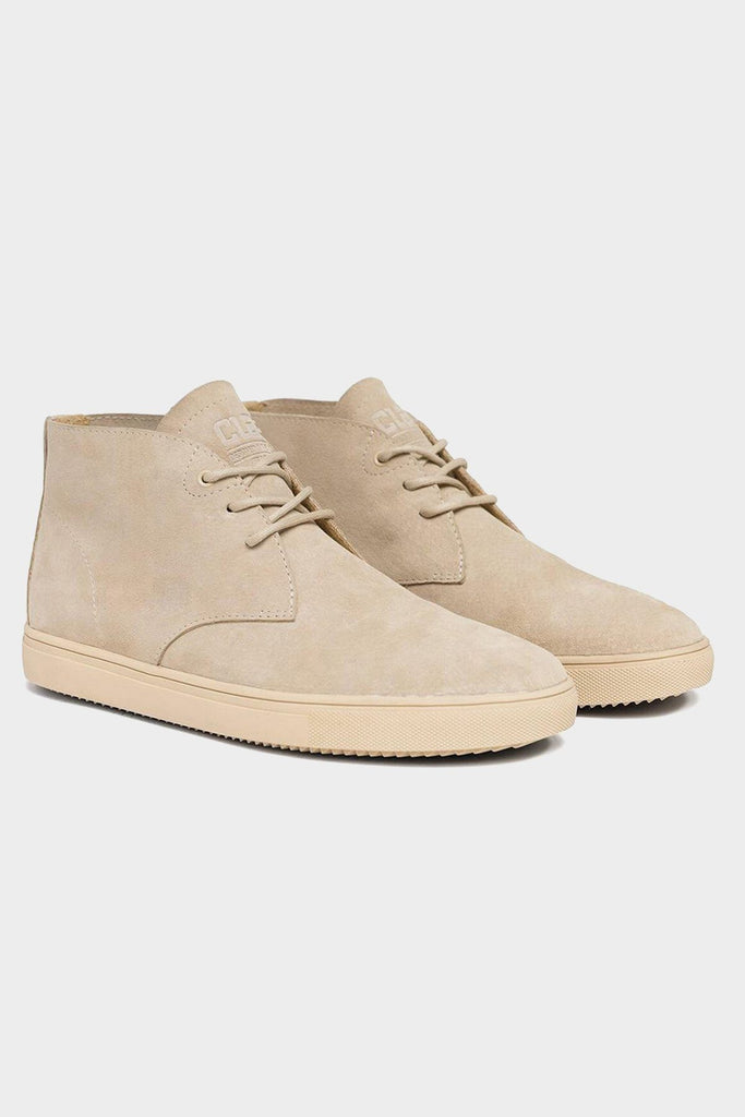 Light Tan Strayhorn SP Unlined Shoes - Life in Paradigm