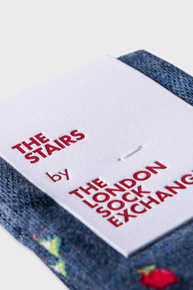 The Stairs Socks - Life in Paradigm Menswear London