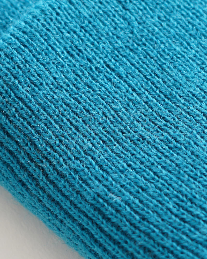 Teal Islington Beanie - Life In Paradigm