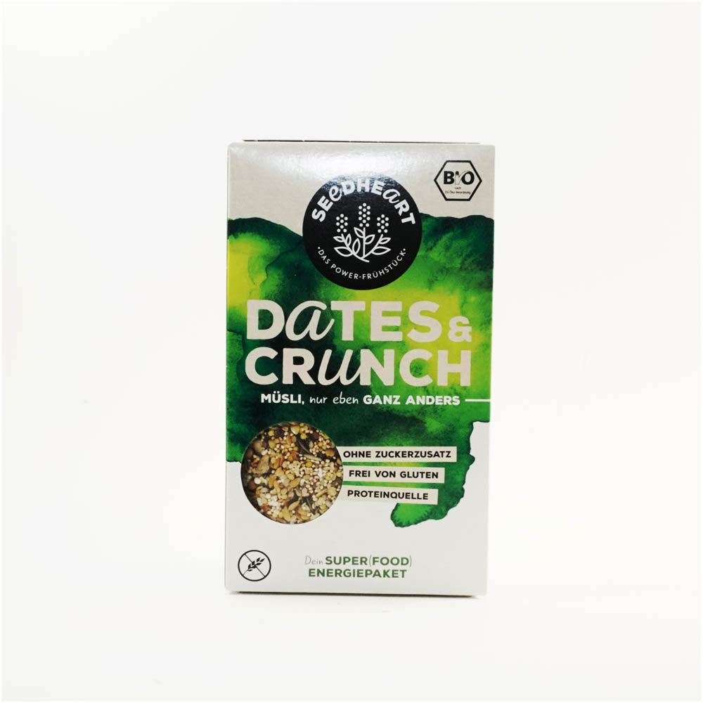 Superfood Müsli Dates and Crunch