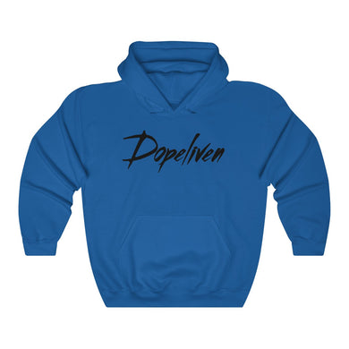 Dopeliven, Unisex Heavy Blend™ Hooded Sweatshirt