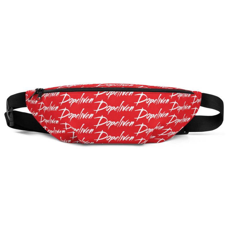 Dopeliven, Logo Fanny Pack