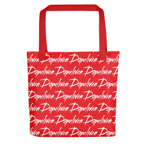 Dopeliven, Logo Tote bag