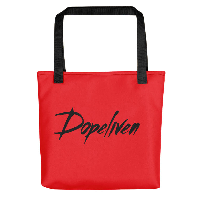 Dopeliven, Tote bag