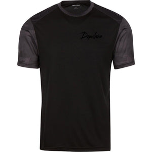 Dopeliven Youth CamoHex Colorblock T-Shirt