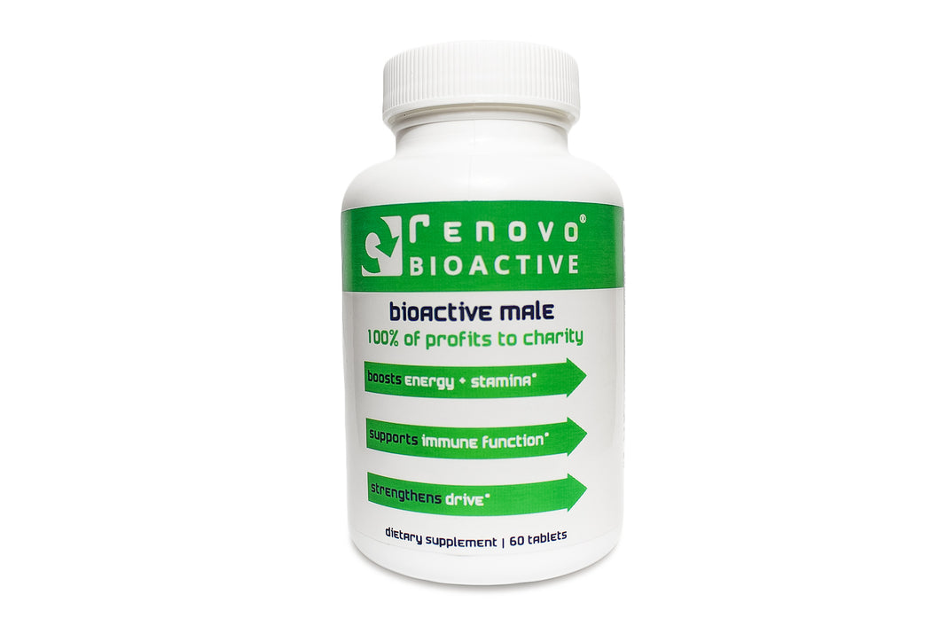 BioActive Male (Male Enhancement Supplement)