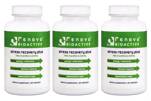 Stress Recovery Plus Value Pack (Free US Shipping)