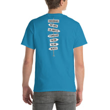 Load image into Gallery viewer, Crossroads W/Back Print Shortsleeve T-Shirt