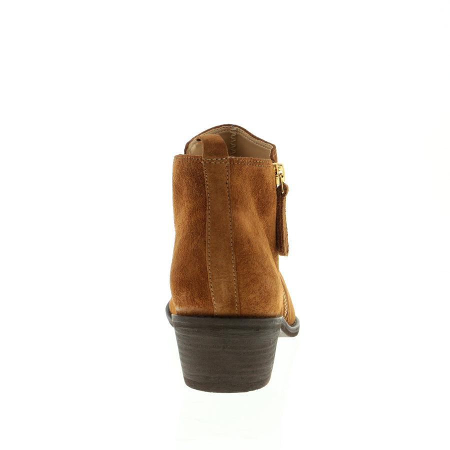 Velas Ankle Boot Tan