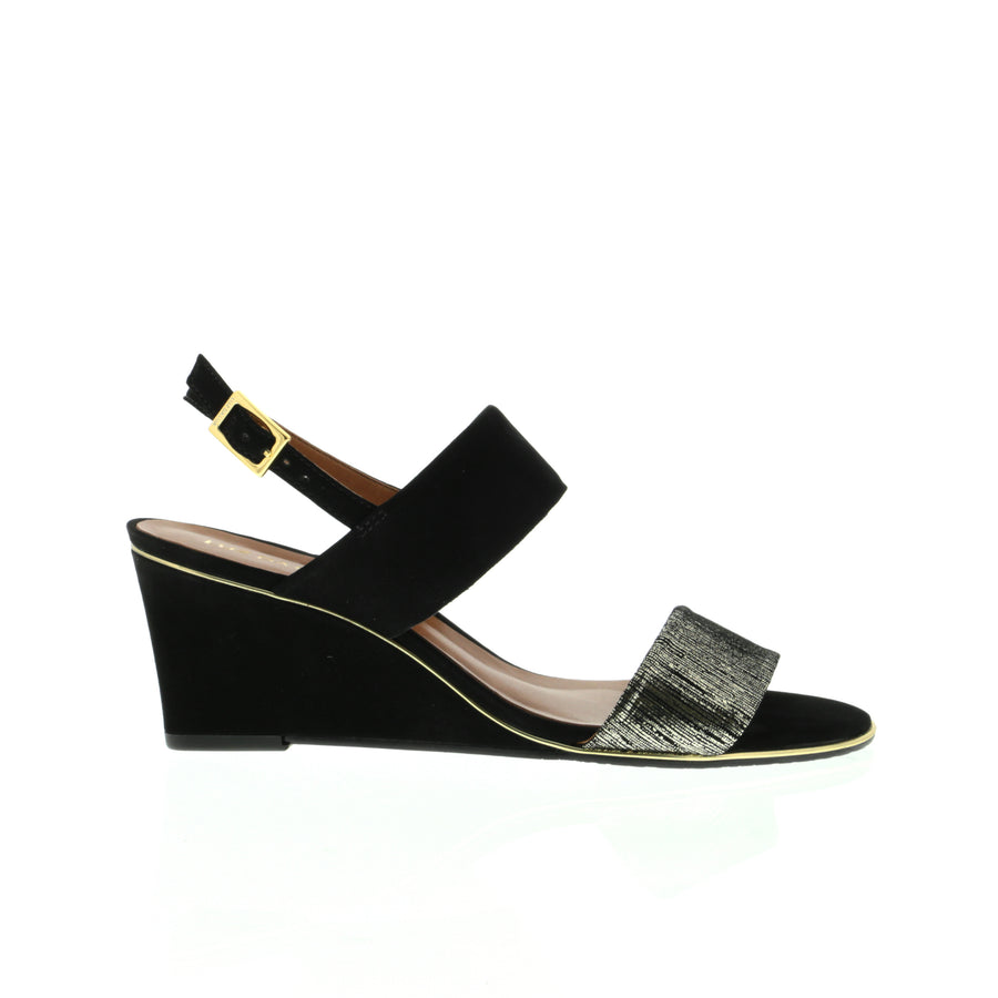 Lavinia Wedge Sandals