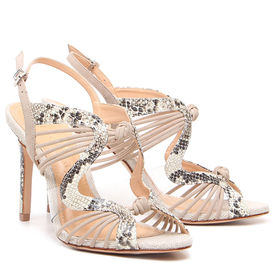 Paris High Heel Sandals